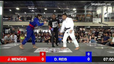 Joao Mendes vs Diogo Reis EUG Promotions 2