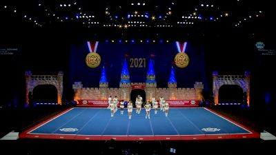 Cheer Extreme - Raleigh - XKO Knockout [2021 L6 International Open - Coed Large Day 1] 2021 UCA International All Star Championship