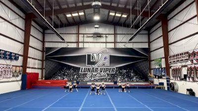 Lunar Viper Allstars - SHIMMER [L1 Tiny - Novice - Restrictions] 2021 Varsity All Star Winter Virtual Competition Series: Event V