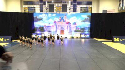 University of Michigan [Jazz Division IA Virtual Semi Finals] 2021 UCA & UDA College Cheerleading & Dance Team National Championship