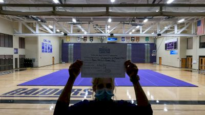 University of Mount Union [Virtual Open All Girl Game Day - Cheer Finals] 2021 UCA & UDA College Cheerleading & Dance Team National Championship