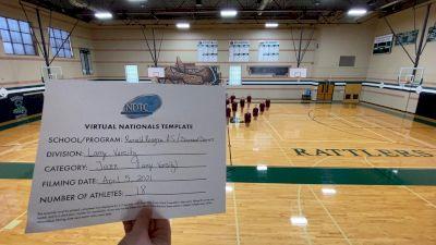 Ronald Reagan High School [Virtual Large Varsity - Jazz Semi Finals] 2021 UDA National Dance Team Championship