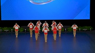 Chaparral High School [2021 Large Varsity Pom Semis] 2021 UDA National Dance Team Championship