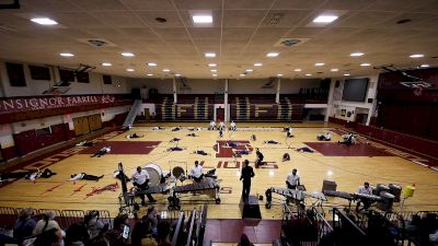 Monsignor Farrell Marching Band - A New York Story