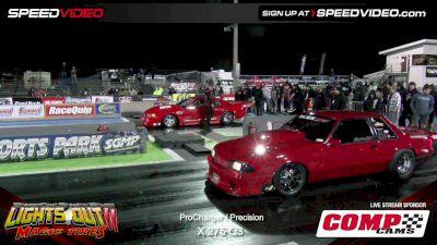 2020 Flashback: Manny Buginga sets X275 record