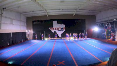 TexStar Athletics - Shockwave [L3 Junior - D2 - Small - B] 2021 NCA All-Star Virtual National Championship