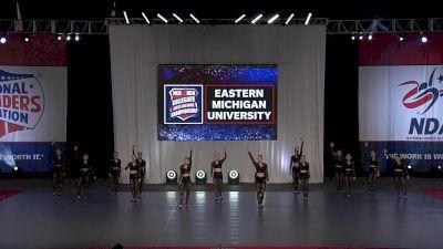 Eastern Michigan University [2021 Team Performance Division IA Prelims] 2021 NCA & NDA Collegiate Cheer & Dance Championship