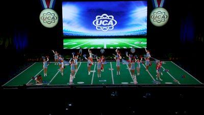 Lumberton High School [2021 Large Game Day Div II Semis] 2021 UCA National High School Cheerleading Championship