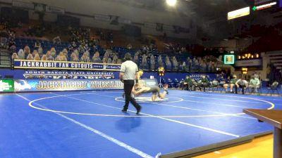 149 lbs Cameron Hunsaker, Utah Valley vs Jaden Van Maanen, NDSU