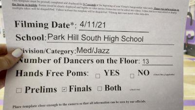 Park Hill South High School [Virtual Medium Varsity - Jazz Finals] 2021 NDA High School National Championship