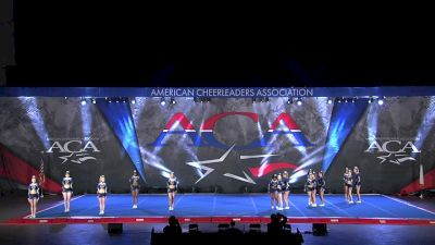 Cheer Athletics- Frisco - LunaCats [2021 L3 Senior Day 2] 2021 ACA All Star DI Nationals