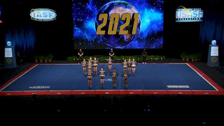 Stars Vipers - Katy - AL6ATRAZ [2021 L6 Senior XSmall All Girl Prelims] 2021 The Cheerleading Worlds