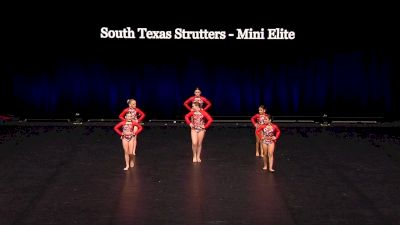 South Texas Strutters - Mini Elite [2021 Mini Jazz Semis] 2021 The Dance Summit