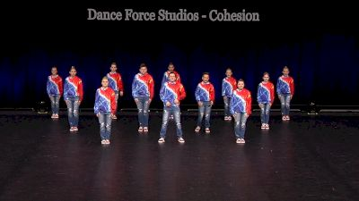 Dance Force Studios - Cohesion [2021 Youth Coed Hip Hop - Small Semis] 2021 The Dance Summit