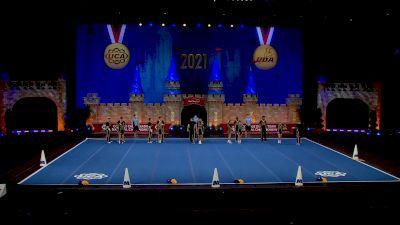 Morehead State University [2021 Cheer Division I Semis] 2021 UCA & UDA College Cheerleading & Dance Team National Championship