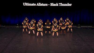 Ultimate Allstars - Black Thunder [2021 Junior Coed Hip Hop - Small Finals] 2021 The Dance Summit