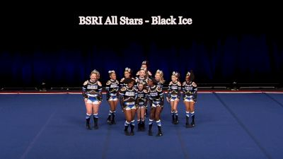 BSRI All Stars - Black Ice [2021 L1 Junior - Small Finals] 2021 The D2 Summit