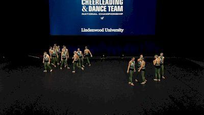 Lindenwood University [2021 Open Jazz Finals] 2021 UCA & UDA College Cheerleading & Dance Team National Championship