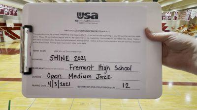 Fremont High School [Jazz Varsity - Medium] 2021 USA Spirit & Dance Virtual National Championships