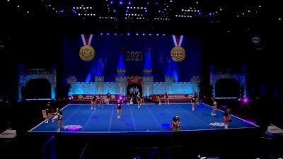Winter Park High School [2021 Medium Varsity Division I Finals] 2021 UCA National High School Cheerleading Championship
