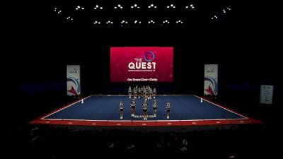 One Dream Cheer - Clarity [2021 L3 Performance Rec - 18Y (NON) - Large Semis] 2021 The Quest