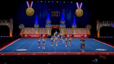 University Cheer Force - Firestorm [2021 L6 Senior - XSmall Day 2] 2021 UCA International All Star Championship