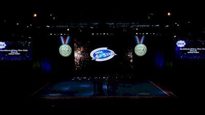 The California All Stars - Mesa - Rouge [2021 L4.2 Senior Coed Day 2] 2021 UCA International All Star Championship