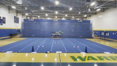 Aloha High School [Varsity Non Building Game Day Virtual Finals] 2021 UCA National High School Cheerleading Championship