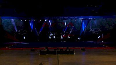 Rock Solid Elite - Midnight Matrix [2021 L5 Senior D2 Day 1] 2021 ACA All Star DII Nationals