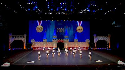 University of Tennessee [2021 Division IA Pom Finals] 2021 UCA & UDA College Cheerleading & Dance Team National Championship