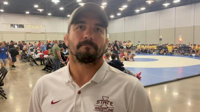 Brent Metcalf Happy To Be On the Recruiting Trail For Iowa State