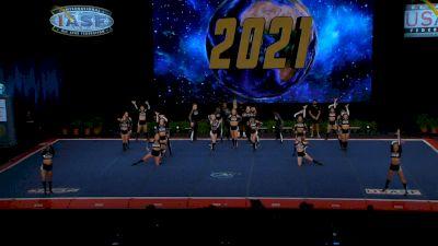 Oregon Dream Teams - Dream [2021 L6 Senior Open Large Coed Finals] 2021 The Cheerleading Worlds