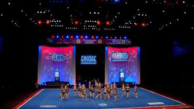 Woodlands Elite - OR - Generals [2021 L6 Senior Medium All Girl Finals] 2021 The Cheerleading Worlds