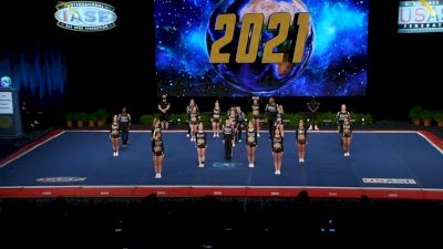Xtreme Cheer - Inferno [2021 L6 Senior Open Large Coed Semis] 2021 The Cheerleading Worlds