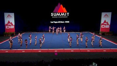 Las Vegas All Stars - PINK [2021 L3 Junior - Medium Wild Card] 2021 The D2 Summit