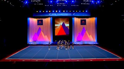 Arizona Fusion Cheer - Black Out [2021 L5 Senior Open Finals] 2021 The D2 Summit