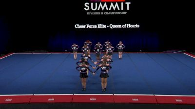 Cheer Force Elite - Queen of Hearts [2021 L2 Senior - Small Finals] 2021 The D2 Summit