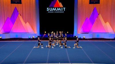 Arizona Fusion Cheer - Black Out [2021 L5 Senior Open Semis] 2021 The D2 Summit