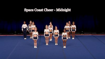 Space Coast Cheer - Midnight [2021 L4.2 Senior Coed - Small Semis] 2021 The D2 Summit