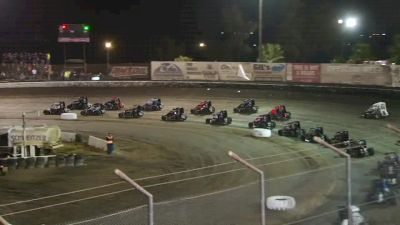 24/7 Replay: 2018 USAC November Classic at Bakersfield