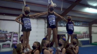 Bluegrass Athletics Black Ice Youth 2 Skills