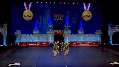 Cabrini High School [2021 Small Varsity Pom Finals] 2021 UDA National Dance Team Championship
