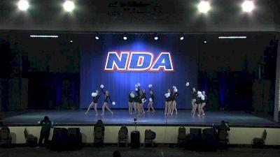 Dance Fusion [2021 Senior Pom Day 2] 2021 NDA All-Star National Championship