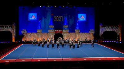 The California All Stars - Las Vegas - J-Spades [2021 L5 Junior Coed - Large Finals] 2021 The Summit