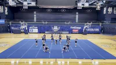University of Akron [Virtual Intermediate Small Coed Division IA Finals] 2021 NCA & NDA Collegiate Cheer & Dance Championship