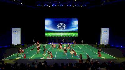 St Michael the Archangel High School [2020 Medium Game Day Division II Prelims] 2020 UCA National High School Cheerleading Championship