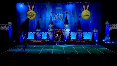 Texas State University [2020 Division IA Game Day Semis] 2020 UCA & UDA College Nationals