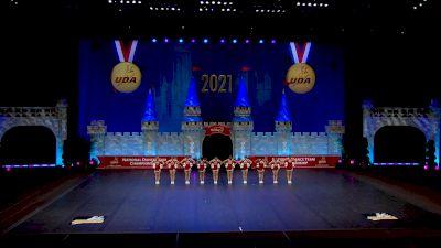 Destrehan High School [2021 Small Game Day Finals] 2021 UDA National Dance Team Championship