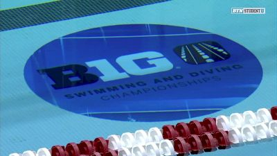 B1G Women's Champs   Dive (W) Day 2