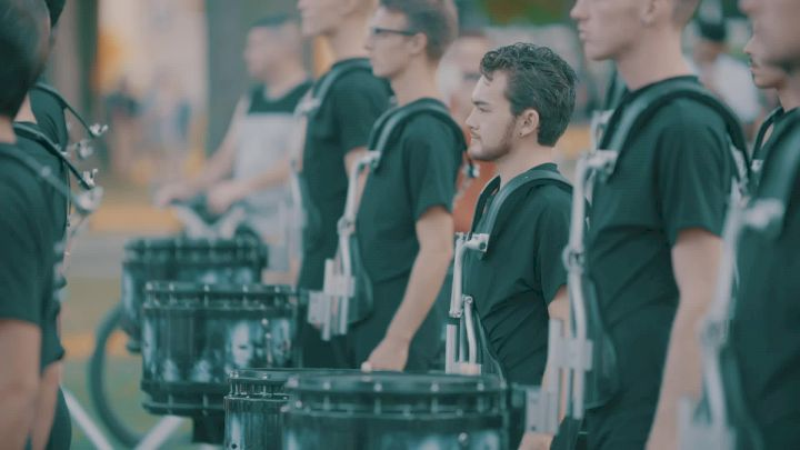 In The Lot: Blue Devils Drums @ DCI World Championship Semis